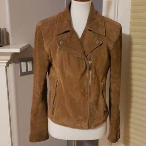 Bgbgeneration suede jacket